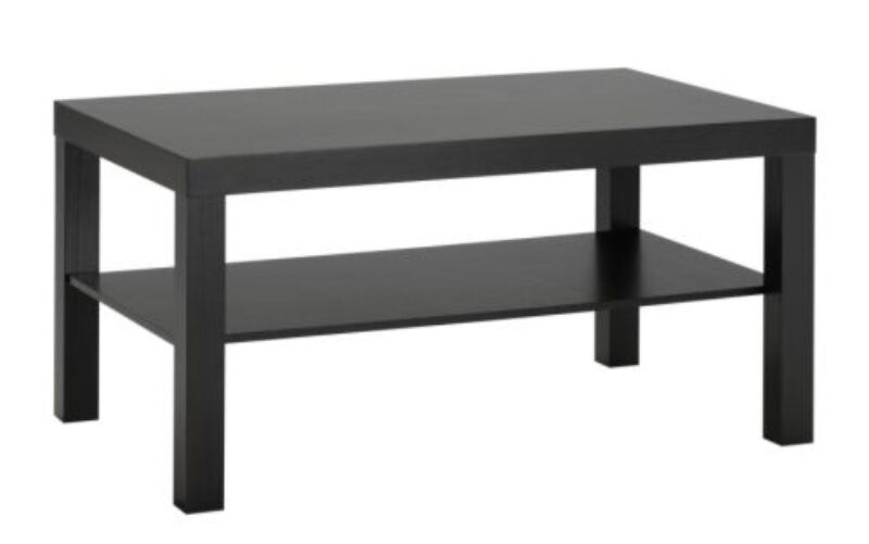 Milan Small Coffee Table Instore Direct